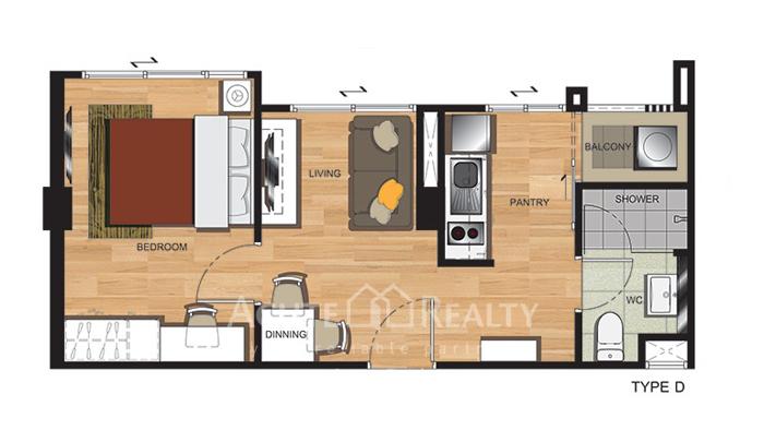 Condominium  for sale One Plus Business Park 3 Nong Pa Khrang image9