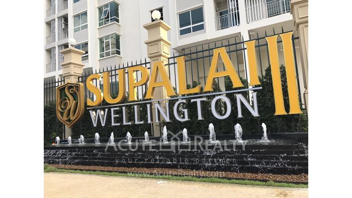 Condominium  for rent Supalai Wellington II Ratchadapisek image0