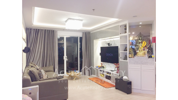 Condominium  for sale & for rent Supalai Wellington Ratchadapisek  image1