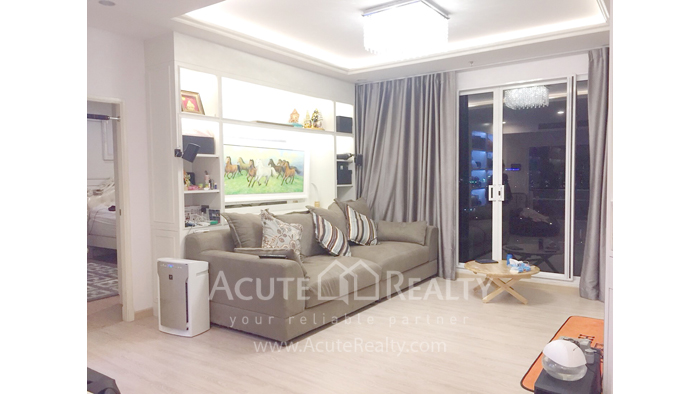 Condominium  for sale & for rent Supalai Wellington Ratchadapisek  image2