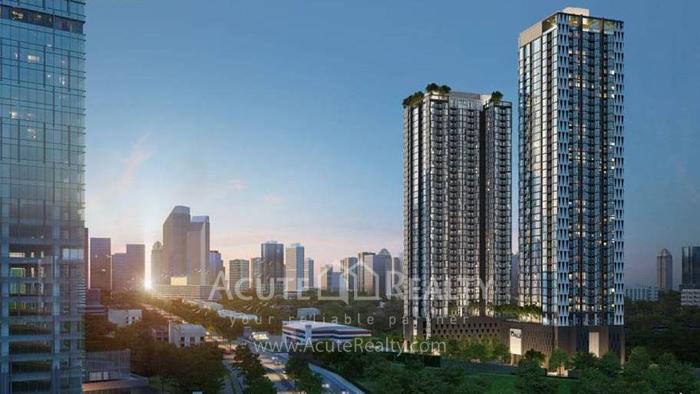 Condominium  for sale Noble Revolve Ratchada 2 Ratchadapisek road image0