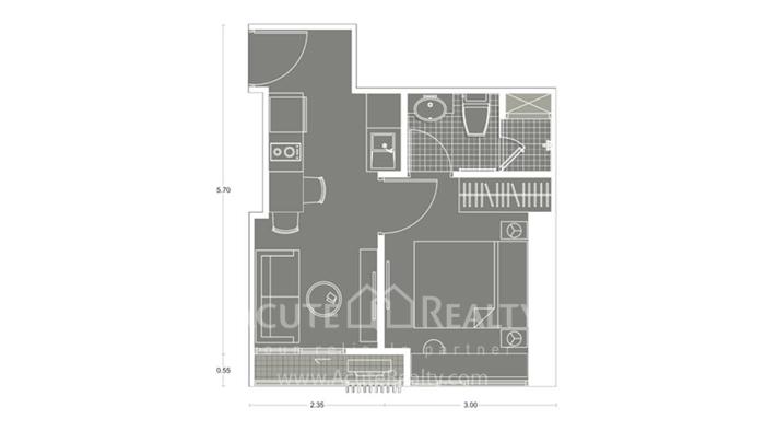 Condominium  for sale Noble Revolve Ratchada 2 Ratchadapisek road image10