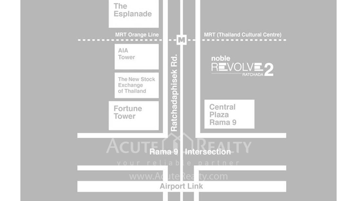 Condominium  for sale Noble Revolve Ratchada 2 Ratchadapisek road image11