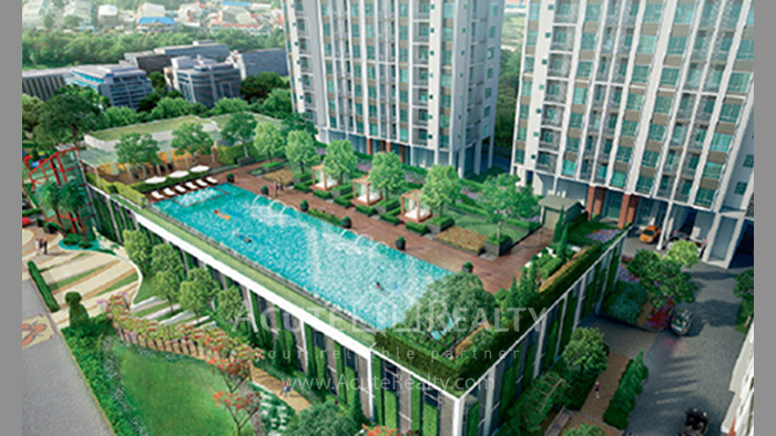 Condominium  for sale Supalai Wellington II Huay Kwang image1