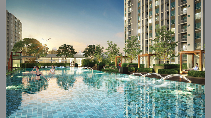 Condominium  for sale Supalai Wellington II Huay Kwang image13