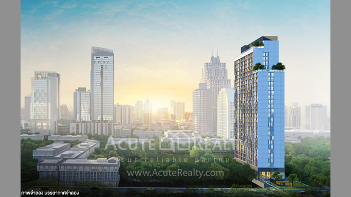 Condominium  for sale Noble Recole Sukhumvit road image0