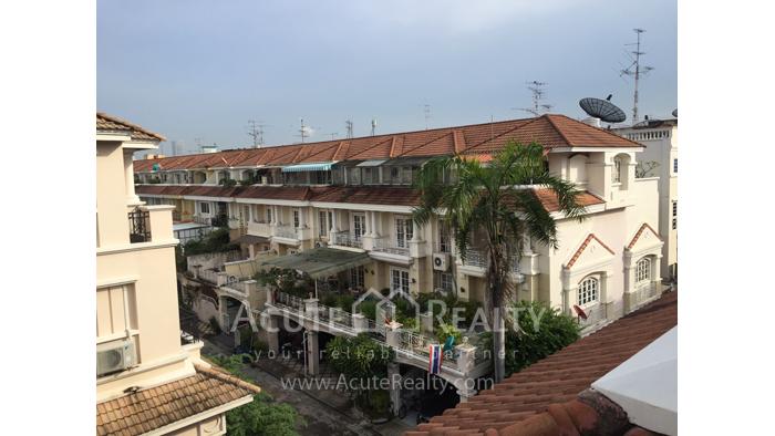 Townhouse  for sale Rama3, Sathupradit image0