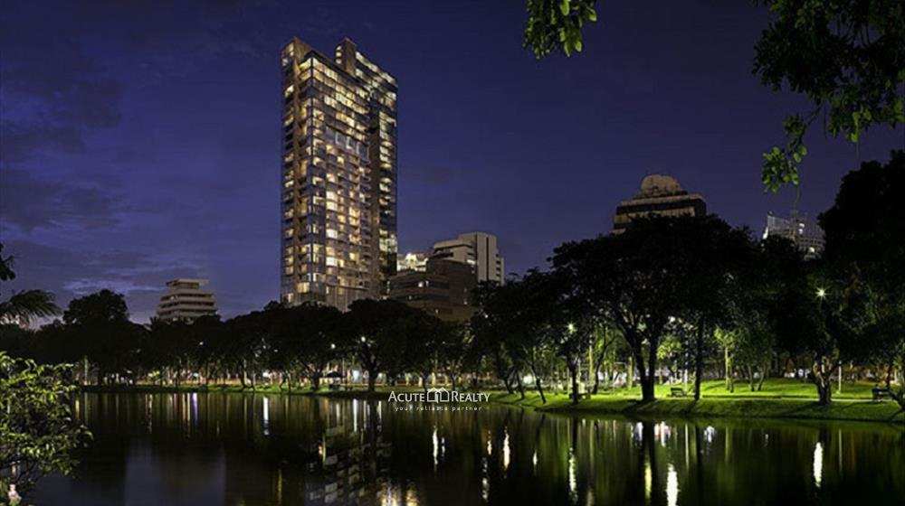 Condominium  for sale & for rent 185 Rajadamri Rajdamri Road image0