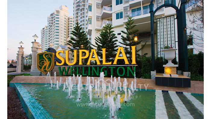 Condominium  for rent Supalai Wellington Ratchadapisek image0
