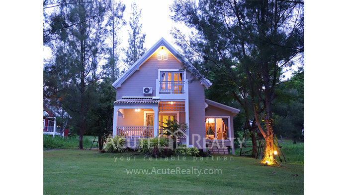 House  for sale Brookside Valley, Muang Rayong, Rayong. image0