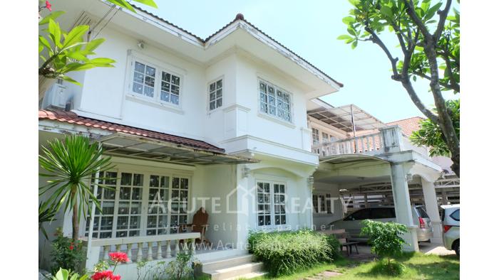 House, Home Office  for sale Intamara 28 Suthisarn road image0