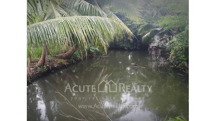 Land  for sale Bang kra choa, Phra Pra Daeng. image0