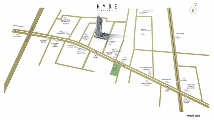 Condominium  for sale HYDE Sukhumvit 11 Sukhumvit 11  image18
