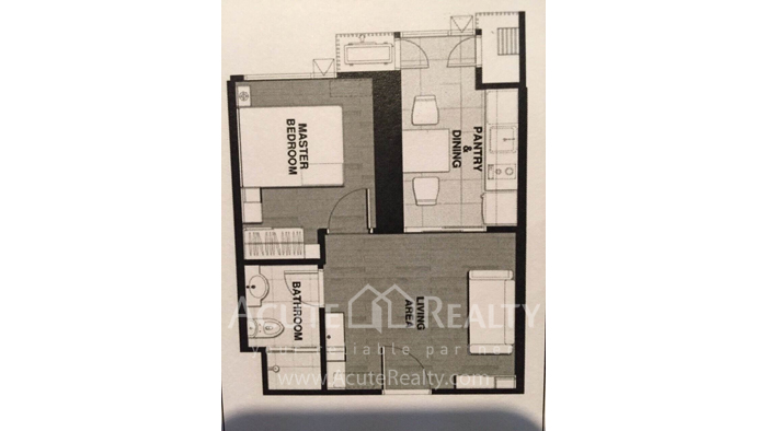 Condominium  for sale & for rent Centric Tiwanon Station  Tiwanon Intersection image11