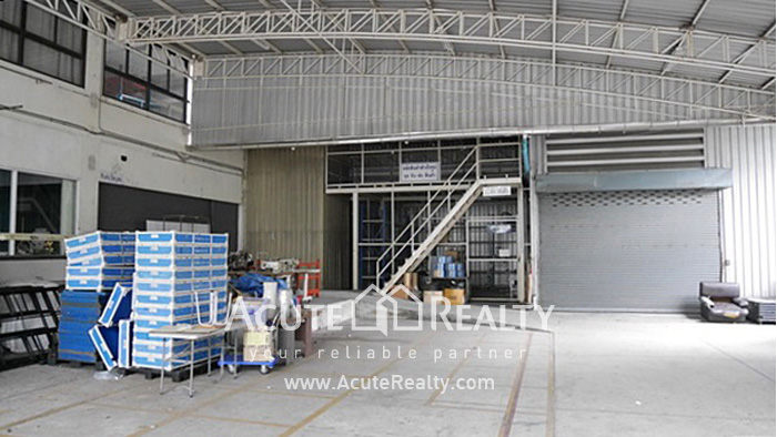 Warehouse  for rent Charoen Rat Rd. image8