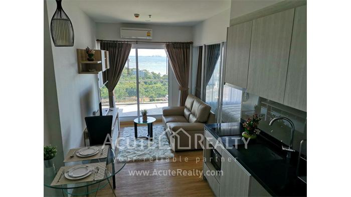 Condominium  for rent The Zea  Sriracha  Chonburi. image3