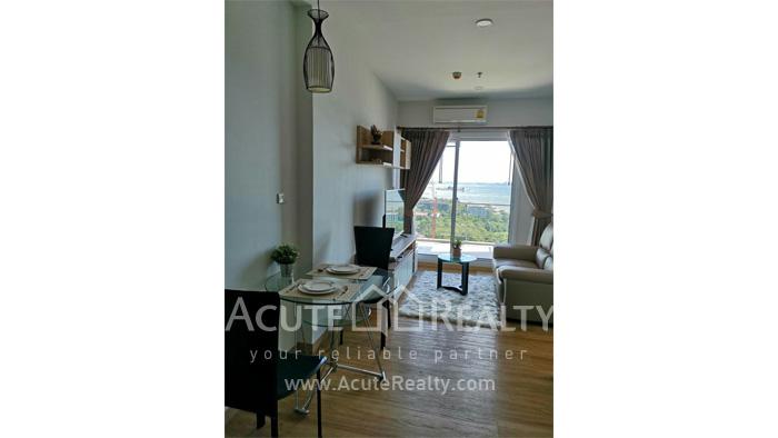 Condominium  for rent The Zea  Sriracha  Chonburi. image16