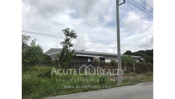 Land, Factory  for sale Nikhom Phatthana Rayong image0