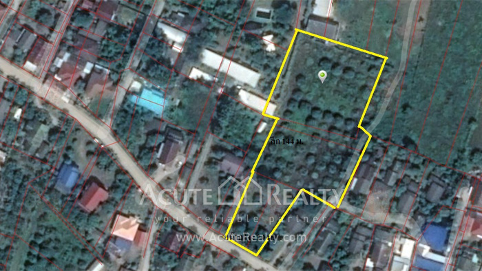 Land  for sale Chiang Mai-Hod Road image19