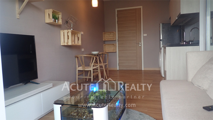 Condominium  for rent The Zea  Sriracha, Chonburi. image1