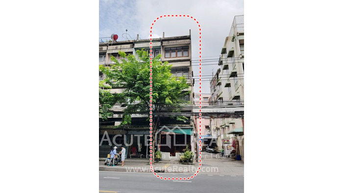 Shophouse  for sale Charoenkrung Rd. image0