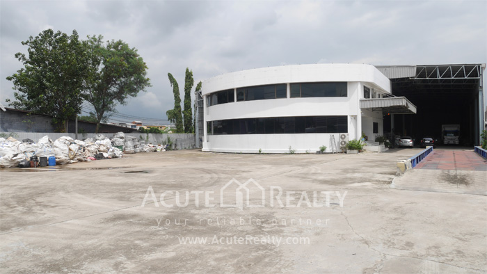 Factory, Warehouse  for sale Kingkaew Rd. image1