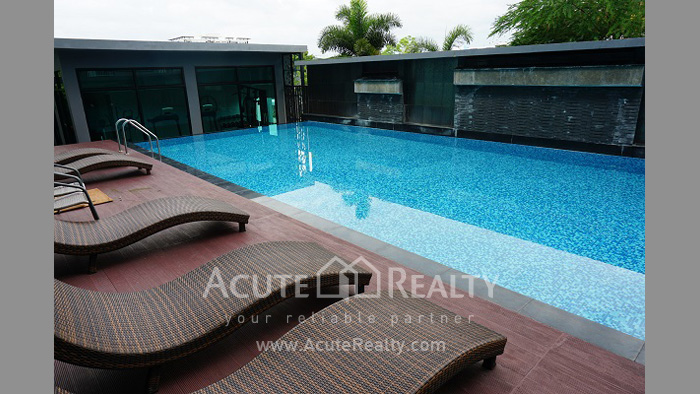 Condominium  for rent The Treasure By My Hip Chiangmai Business Park image1