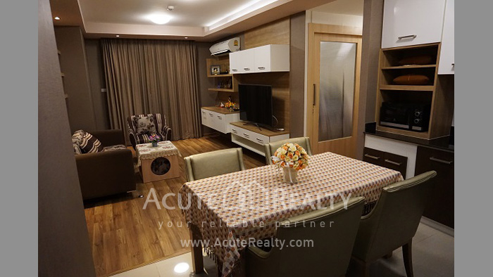 Condominium  for rent The Treasure By My Hip Chiangmai Business Park image5