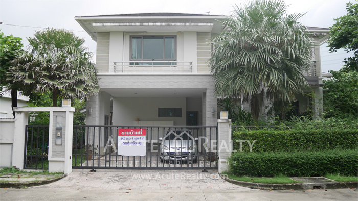 House  for sale Rama 9 image0