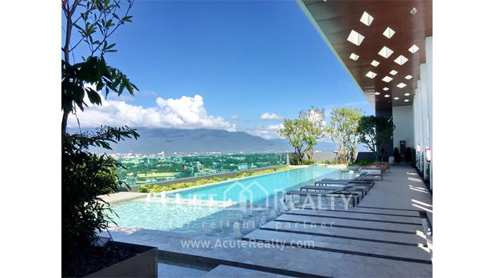 Condominium  for sale & for rent Escent Condominium Chiang Mai-Doi Saket Road. image0