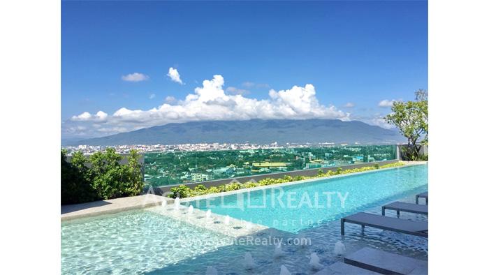 Condominium  for sale & for rent Escent Condominium Chiang Mai-Doi Saket Road. image1