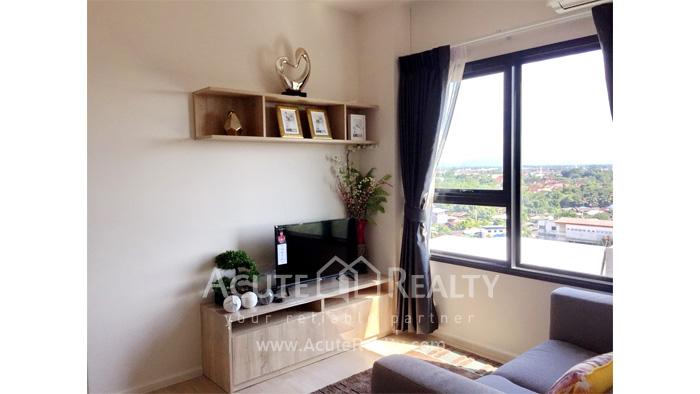 Condominium  for sale & for rent Escent Condominium Chiang Mai-Doi Saket Road. image3