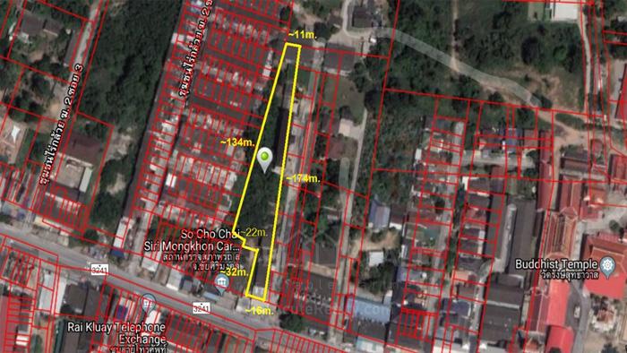 土地  for sale Highway 3241, Rai Kluai Rd. Sriracha. image0