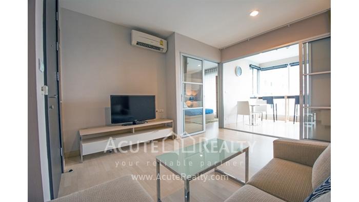 Condominium  for rent Rhythm Ratchada Ratchadapisek image1