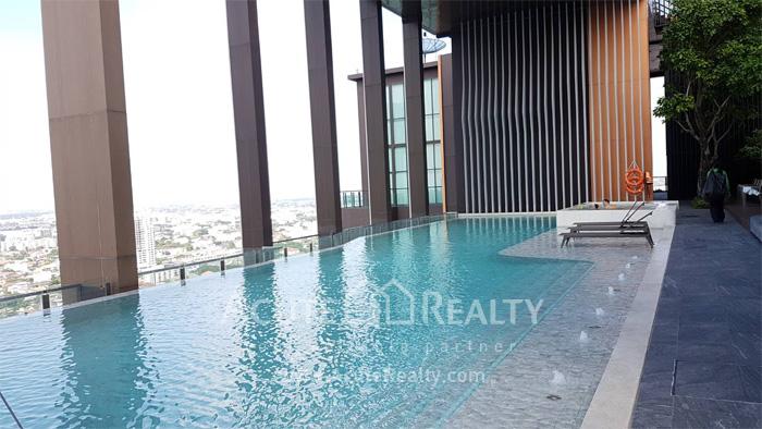 Condominium  for rent Whizdom Avenue Ratchada - Ladprao Laoprao Ratchada image15