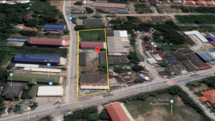 公寓行业, 土地  for sale Kao Kilo Rd, Surasak, Sriracha. image1