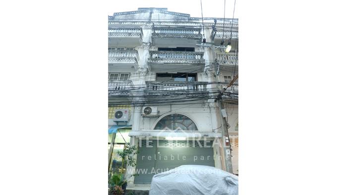 Shophouse, Home Office  for sale Sukhumvit 101 (Punnawithi 22) image0