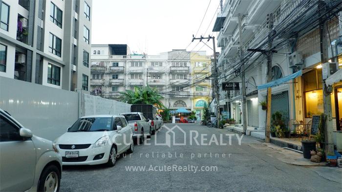 Shophouse, Home Office  for sale Sukhumvit 101 (Punnawithi 22) image2