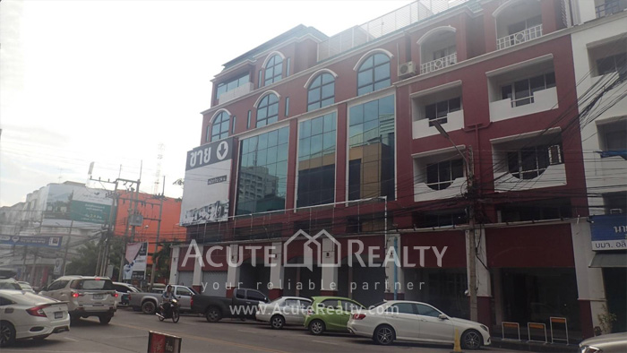 Shophouse  for sale Si Racha Nakhon 4 Rd. image0
