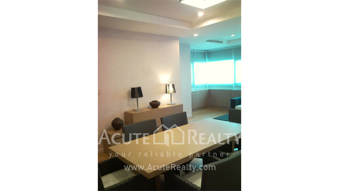 Condominium  for sale & for rent Sathorn Gardens Sathon image1