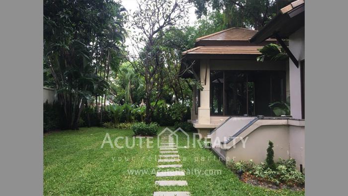 房屋, 家庭办公室, 土地  for rent Ekkamai image4