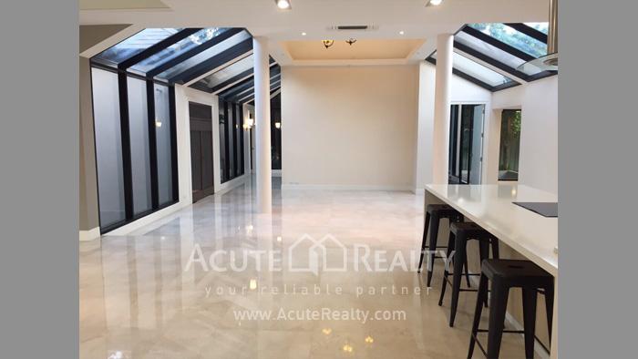 房屋, 家庭办公室, 土地  for rent Ekkamai image8