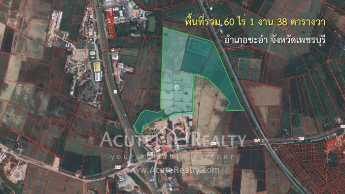 土地  for sale Na Yang Subdistrict, Phetkasem Road. image0