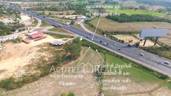 土地  for sale Na Yang Subdistrict, Phetkasem Road. image4