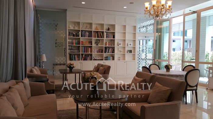 Condominium  for sale Leticia Praram 9  rama 9 image13