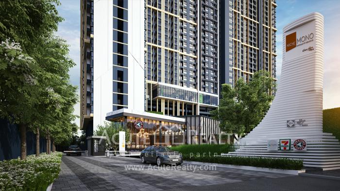 Condominium  for sale Niche Mono Sukhumvit-Bearing Sukhumvit - Bearing image8