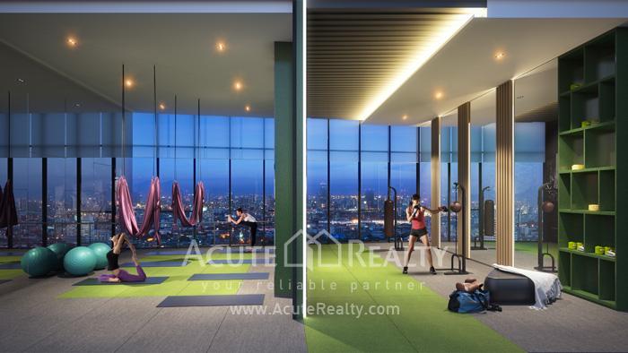 Condominium  for sale Niche Mono Sukhumvit-Bearing Sukhumvit - Bearing image12