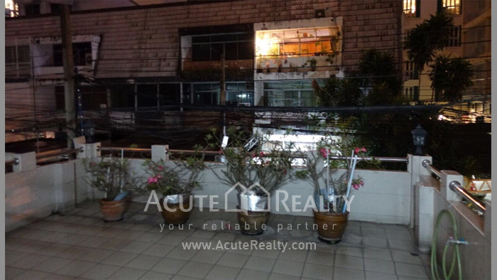 Townhouse, Home Office  for rent Saladaeng Silom image10