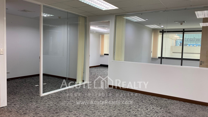 Office Space  for rent Ploen Chit image5
