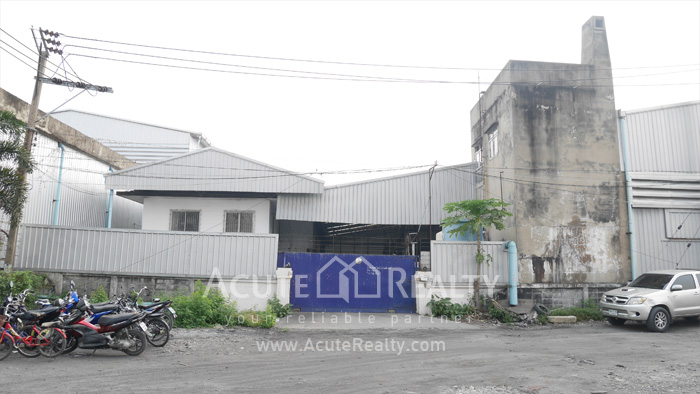 Factory, Warehouse  for sale Bangna-Trad image0